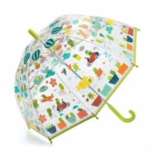 Djeco - parasol przeciwdeszczowy - Żabki (Z3402)