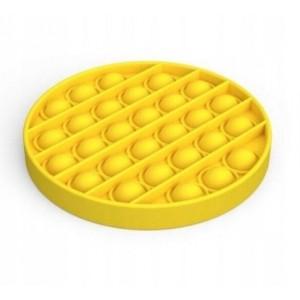 Push Pop It - zabawka sensoryczna antystresowa - żółta (Z3428)
