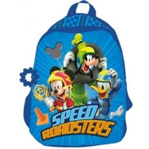 Beniamin - Plecak - Speed Roadsters - Myszka Mickey Pluto Kaczor Donald (Z3440)