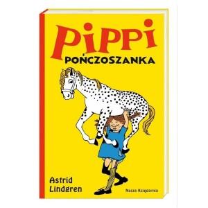 Pippi Pończoszanka - Astrid Lindgren Wyd. Nasza Księgarnia (Z3499)