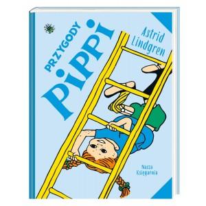 Astrid Lindgren - Przygody Pippi (Z3518)