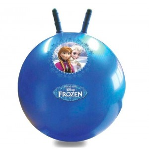 Unice Toys - Piłka do skakania 50 cm - Frozen Kraina Lodu (Z3545)