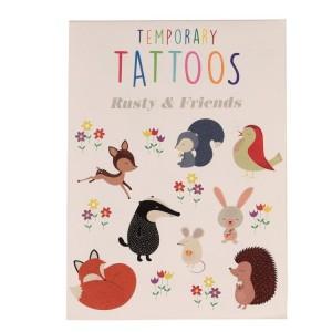 Rex London - tatuaże dla dzieci - Przyjaciele (Z3551)