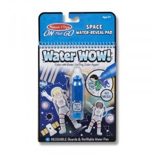 Melissa&Doug - Water Wow Wodna kolorowanka wielokrotnego użytku - Kosmos (Z3576)
