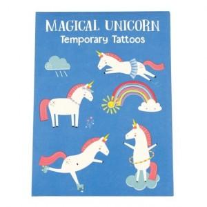 Rex London - tatuaże dla dzieci - Jednorożce (Z3605)