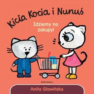 Kicia Kocia i Nunuś - Idziemy na zakupy! (Z3612)