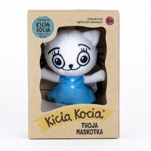 Maskotka Kicia Kocia 17 cm w pudełku Oryginalna (Z3613)