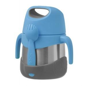 B.Box - termos na jedzenie 335 ml - Blue Slate (Z3851)