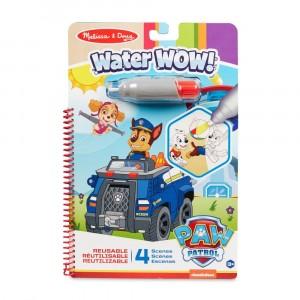 Melissa&Doug - Water Wow Wodna kolorowanka - Psi Patrol Chase (Z3918)