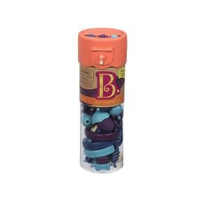 B.TOYS Beauty Pops - zestaw do tworzenia biżuterii koraliki - 50 elementów (Z3189)