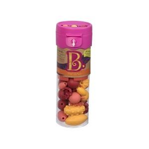 B.TOYS Beauty Pops - zestaw do tworzenia biżuterii koraliki - 50 elementów (Z3190)