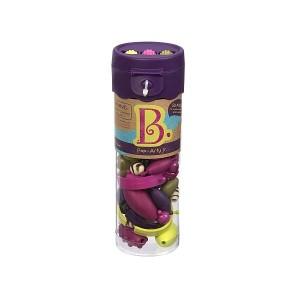 B.TOYS Beauty Pops - zestaw do tworzenia biżuterii koraliki - 50 elementów (Z3191)