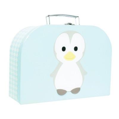 Jabadabado - Zestaw walizek Pingwin i panda 2 szt. (Z1565)