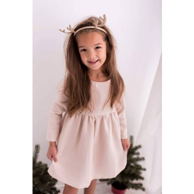 Sukienka żakardowa Lily Grey
