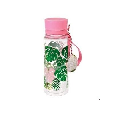 Rex London - butelka na wodę 600ml - Tropical Palm (Z2162)