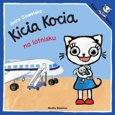 Kicia Kocia. Na lotnisku. (Z2280)