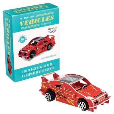 Rex London - Samochód wyścigowy - Zrób-To-Sam (Z2484)