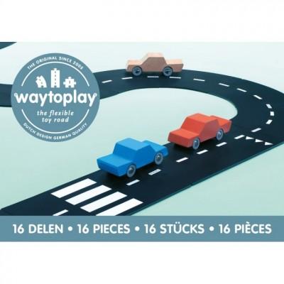 WAYTOPLAY - Express Way - droga do układania 16 el. (Z2565)