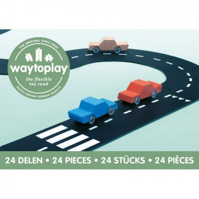 WAYTOPLAY - High Way - droga do układania 24 el. (Z2566)