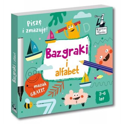 Kapitan Nauka - Bazgraki - Alfabet (Z2744)