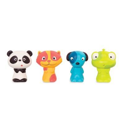 B.Toys - pacynki na palce - Zwierzaki B.Toys (Z2748)