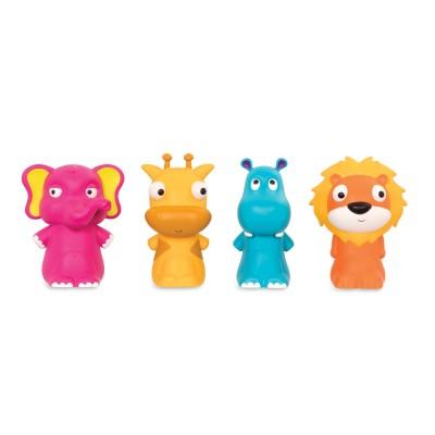 B.Toys - pacynki na palce - Zwierzaki z ZOO (Z2749)