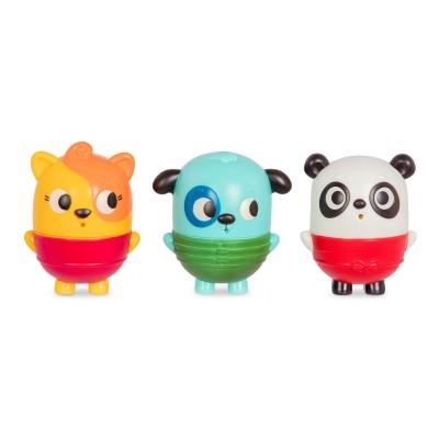 B.Toys - Squish&Splash - zestaw trzech sikawek (Z2851)