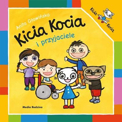 Kicia Kocia i przyjaciele (Z3295)