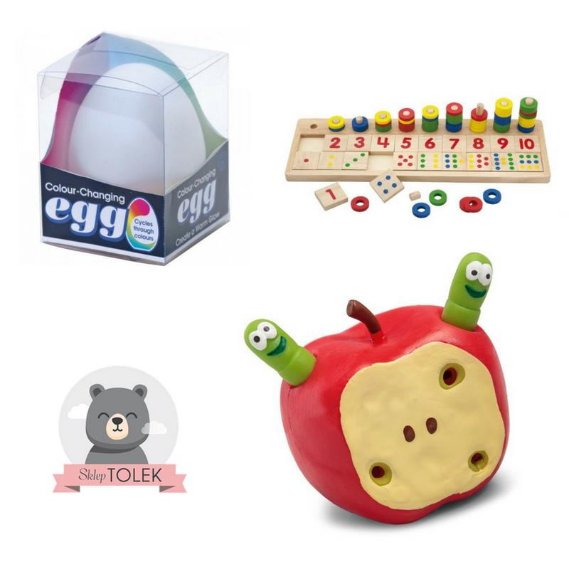 Zabawki sensoryczne rozwijające dotyk