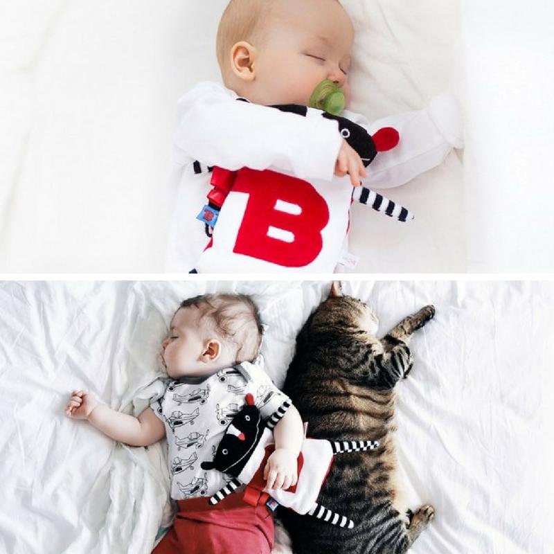 Zabawki sensoryczne – najlepsze dla niemowlaka
