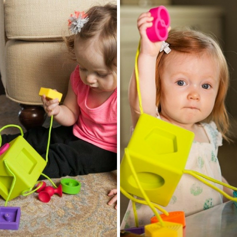 Zabawki sensoryczne – zalety