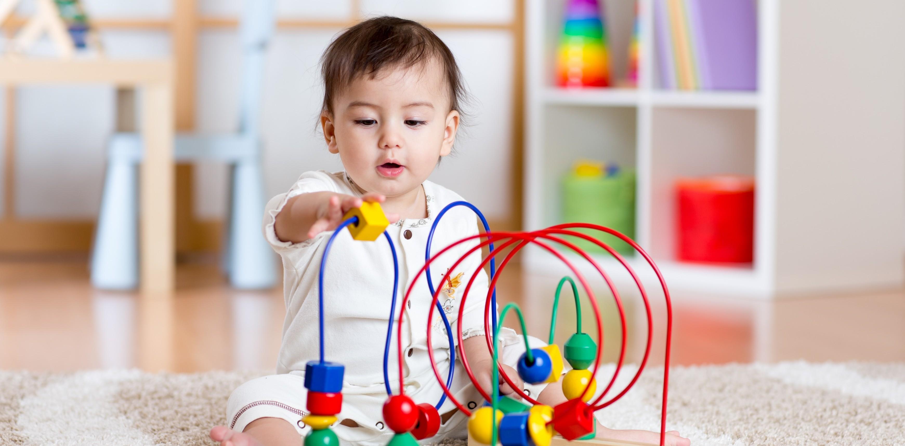 Jakie zabawki edukacyjne wybrać dla dziecka?