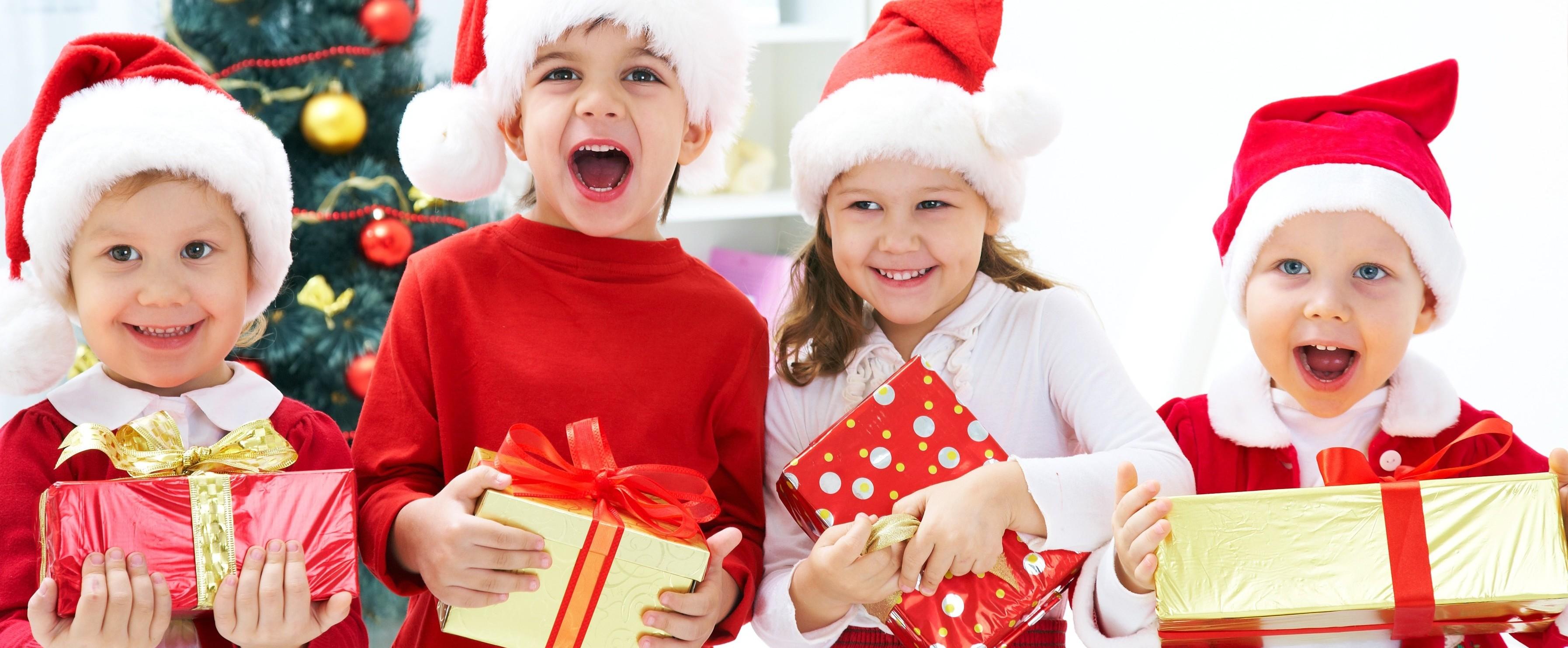 Prezenty na święta dla dzieci – top 15 prezentów pod choinkę