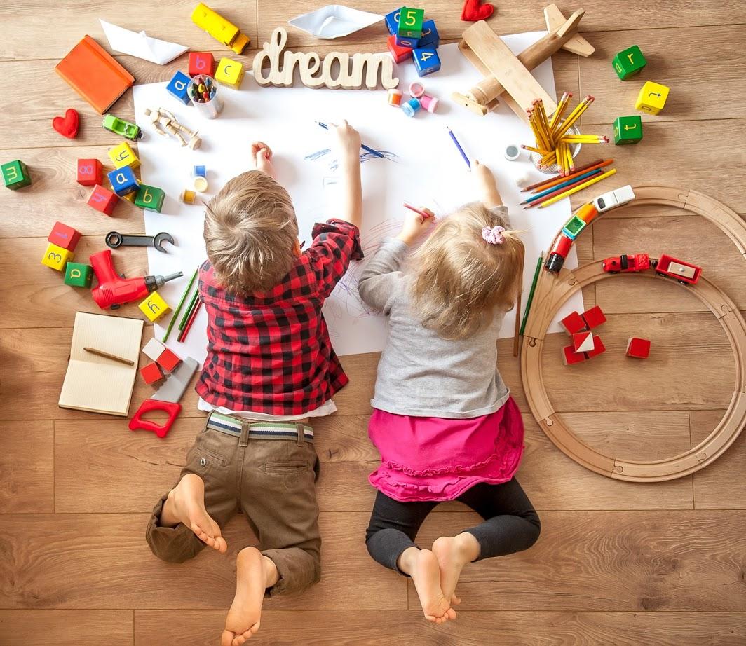 Zabawki dla dwulatka – najlepsze propozycje