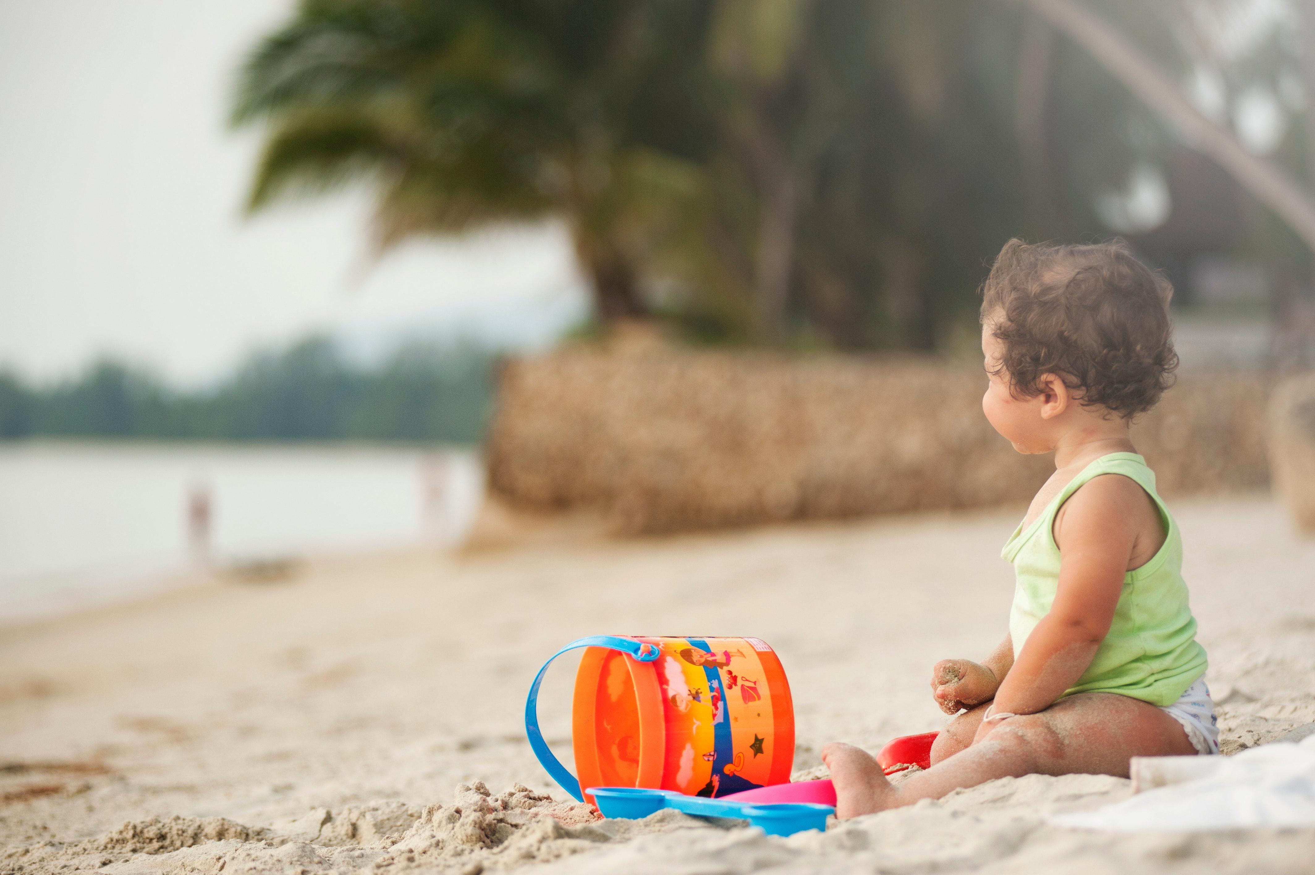 Jakie zabawki zabrać na wakacje?