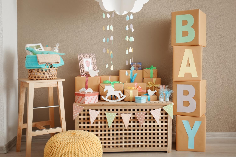 Prezenty na baby shower. Lista sprawdzonych pomysłów